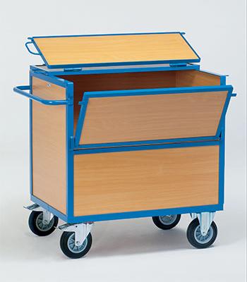 Fetra bakwagen met deksel 2852
