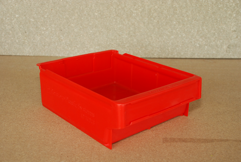 Arca-schoeller Perstorp magazijnbak 9103  rood