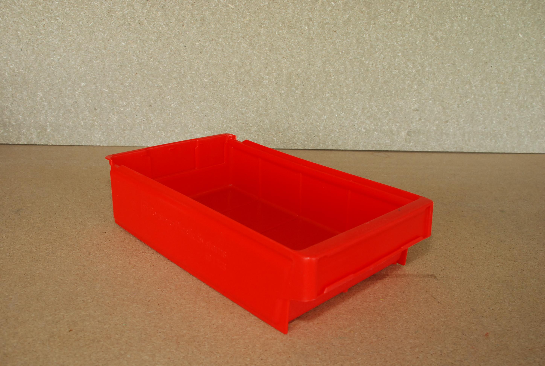 Arca-schoeller Perstorp magazijnbak 9113 rood