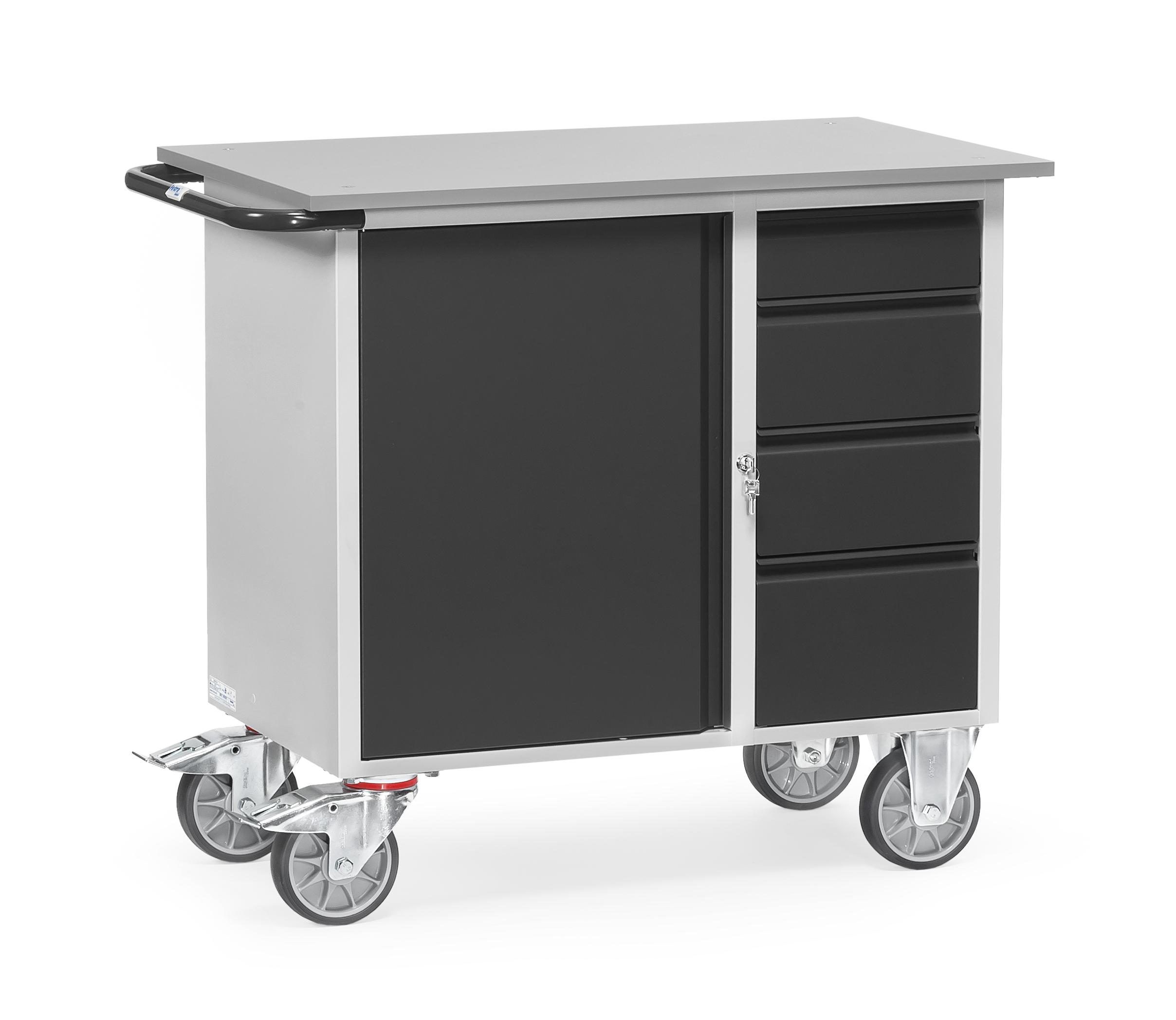 Fetra werkplaatswagen 2452/7016